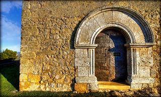 porta de Sant Miquel d'Olèrdola