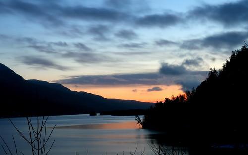 sunset lakegeorge