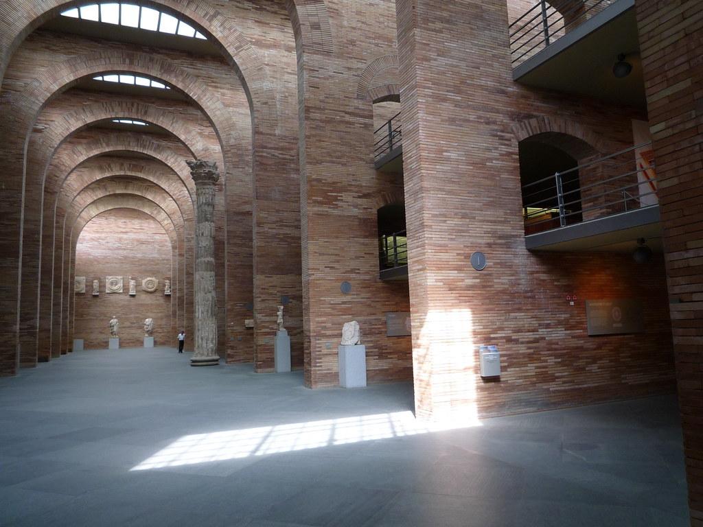 Museo de Arte romano. Mérida.