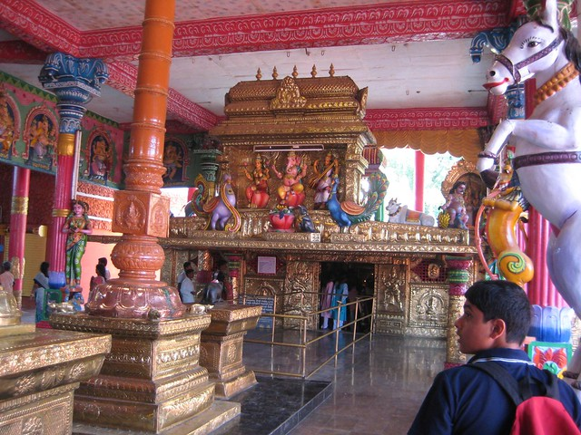 Sorna Vinayagar shrine 1