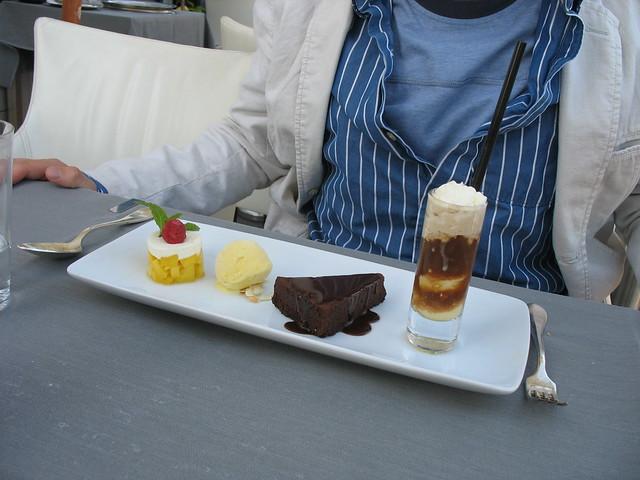 Josh's dessert