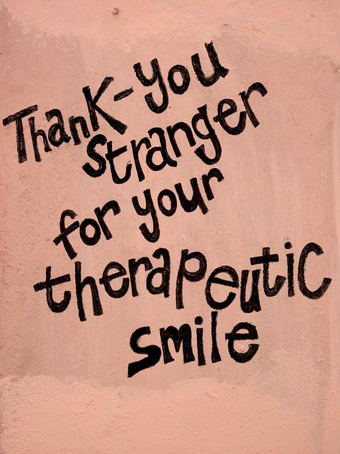 Thank-You Stranger