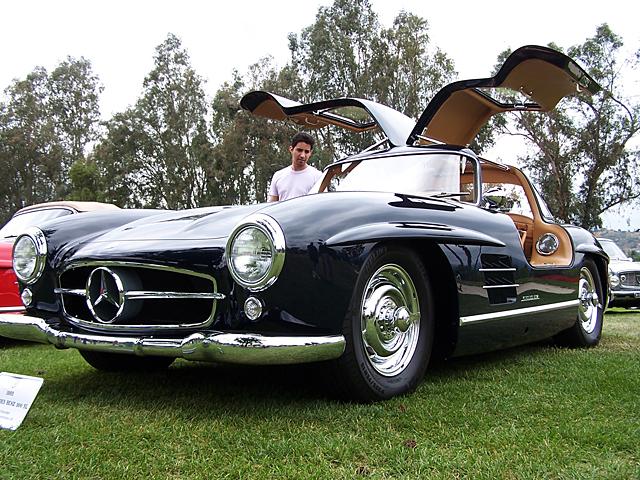 1955 Mercedes 300sl