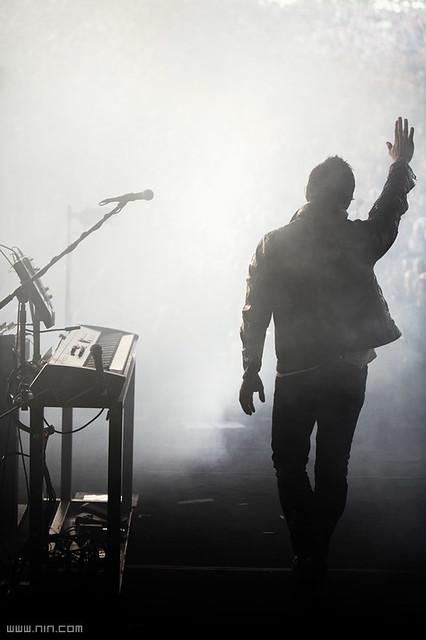 Nine Inch Nails live @ DTE Energy Music Theatre, Clarkston, MI, 5.31.09