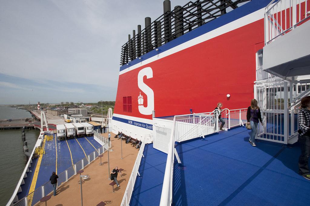 On deck of Superferry Stena Hollandica   Superferry Stena Ho…   Flickr