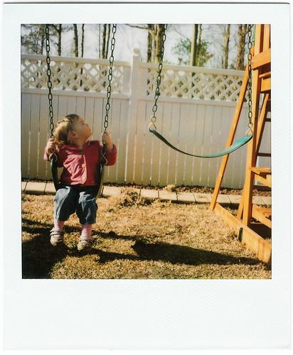 Polaroid: Swinging | by analogophile