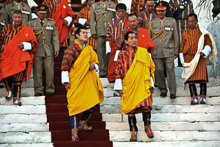Their Majesties The Kings | by Bhutan-360