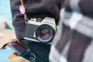 CONTAX with Planar | by iyoupapa