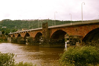 Moselbrücke in Trier