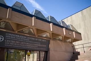 Confederation Centre of the Arts, Charlottetown