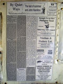 Kilkenny People Article | by hannahgrrrl
