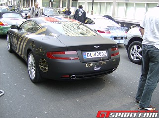 Aston Martin DB9 - Team 66 - Team Norway