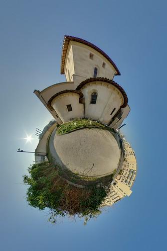 Vieille église de Mérignac | by gadl