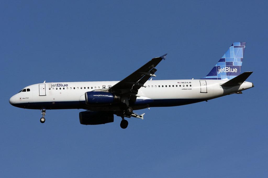 A320.N624JB