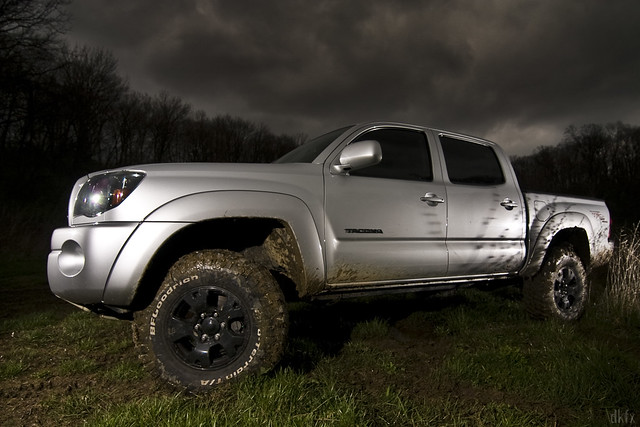 nick's 2005 Tacoma TRD off-road package