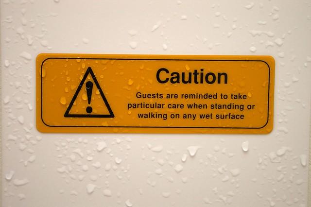 imgp8676 - Wet Caution