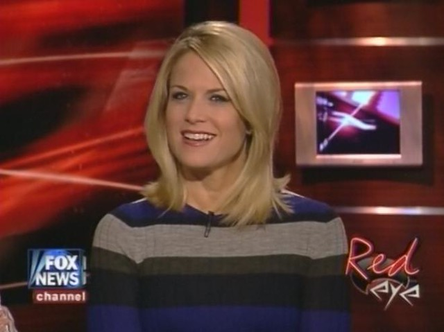 Red Eye - Co-anchor of Fox News' 'Live Desk""