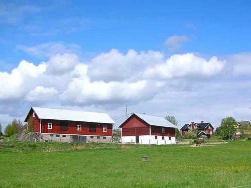 Farm in Sweden