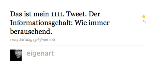 Informationsgehalt | by twitkrit