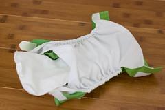 Bum Genius 3.0 cloth diaper with pocket insert   by basietrane