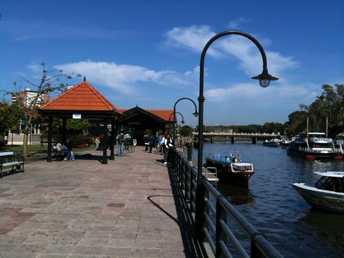 Tigre Riverwalk | by tjdee