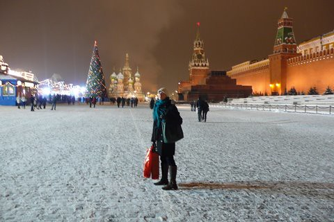 Vanessa in Moscow | by vanessa-pinney