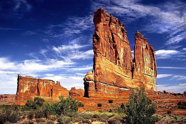 Towering Monolith