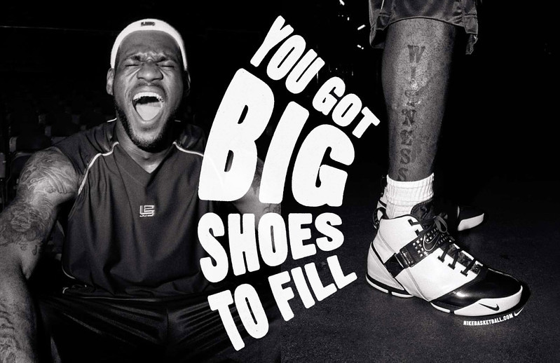 crisantemo Amplia gama Habitual  LeBron Holiday - Nike - Wieden+Kennedy - 2008   CD: Tyler Wh…   Flickr