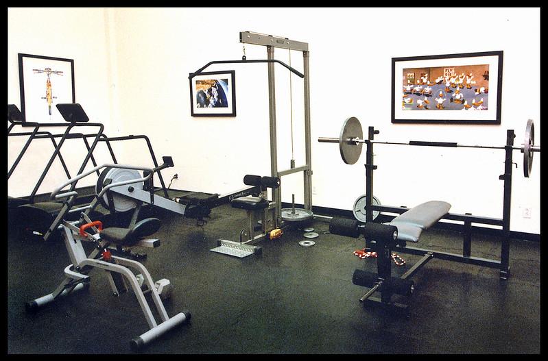 Marimba Exercise Gym