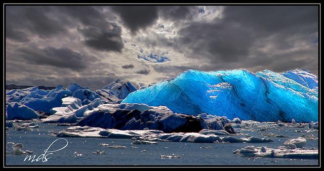 ICEBERGS ISLANDE / ICELAND - JOKULSARLON