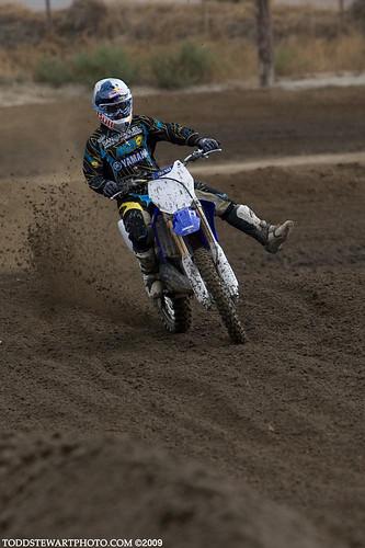 James Stewart goon riding.