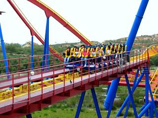 Parque Warner Madrid 152   by Roller Coaster Philosophy