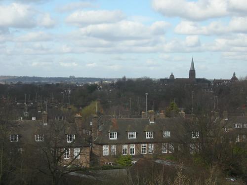hampstead view