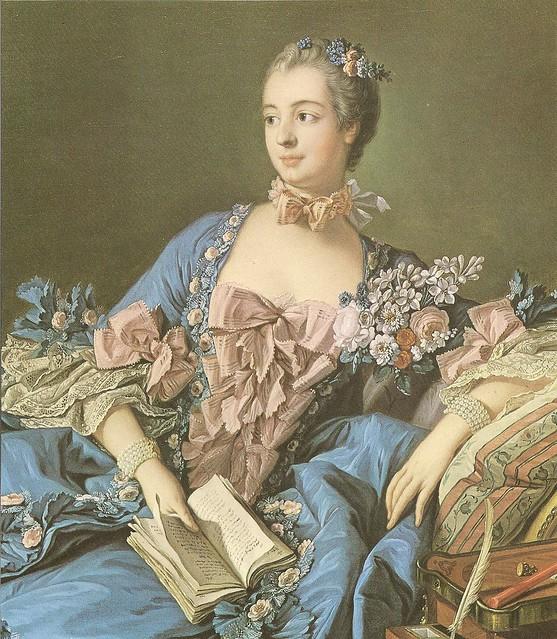 Mme de Pompadour
