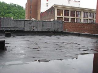 Wheeling WV Capitol Theatre Roof   by jcsullivan24