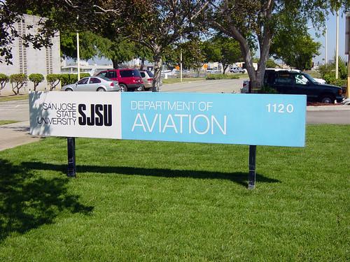 San Jose State University aero lab