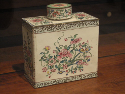 Tea Caddy | by VeronikaB