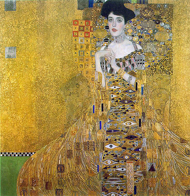 Adele Bloch-Bauer, 1907