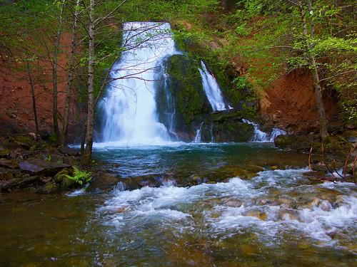 california lake landscape waterfall jenkinsonlake pollockpines abigfave nejmantowicz jenkinsonreservoir flickrclassique