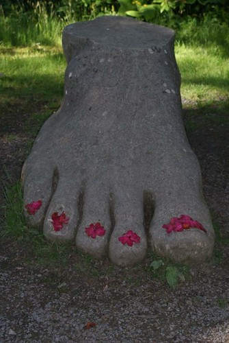 big_foot | by Simon Bunting
