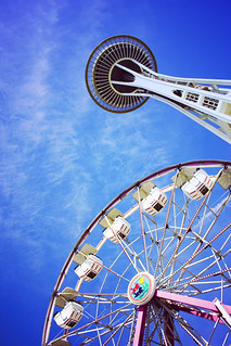 seattle center | by THEMACGIRL*