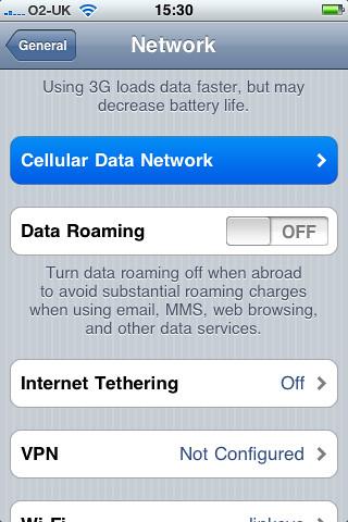 iphone MMS Set-up
