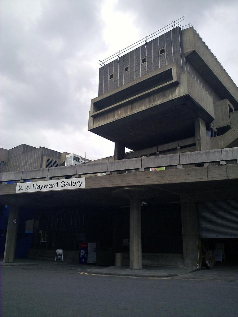 Brutalism in London
