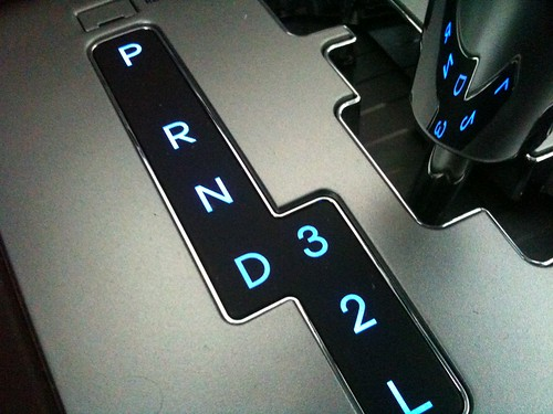 Automatic Gear Shift, Hyundai Elantra | by brownpau