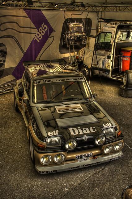 Renault GT Turbo - Jean Ragnotti