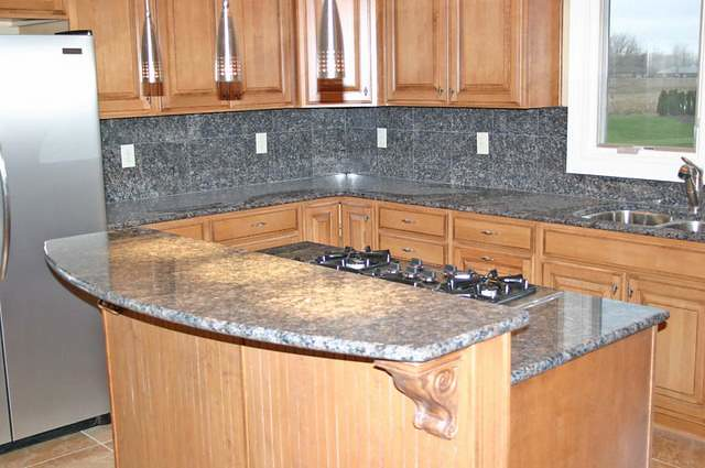 Charmant ... Granite Kitchen Bar Tops Countertops | By Supreme Surface