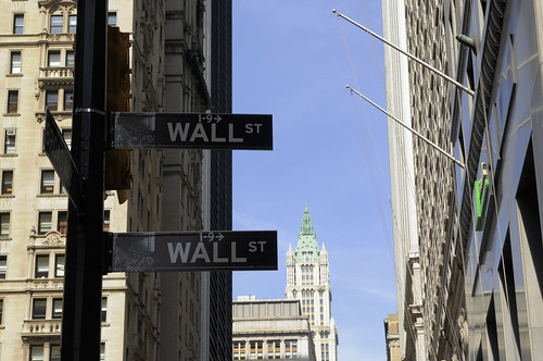 Wall St, Wall St | by Son of Groucho