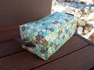 Boxy Pouch Bag