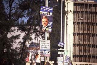 South African elections June 1999