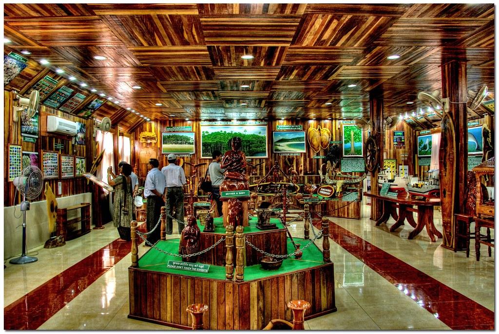wood gallery, chatham saw mill by Soumya Bandyopadhyay